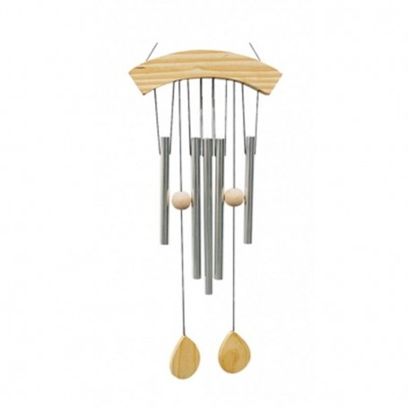 Windchime_Five_Chimes_with_natural_wood