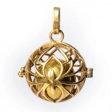 Lotus harmony ball gold colour