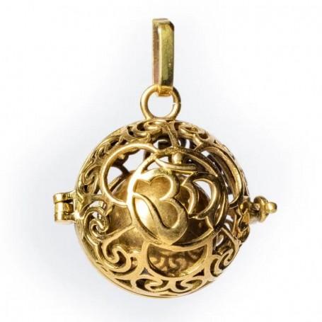 Ohm harmony ball gold colour