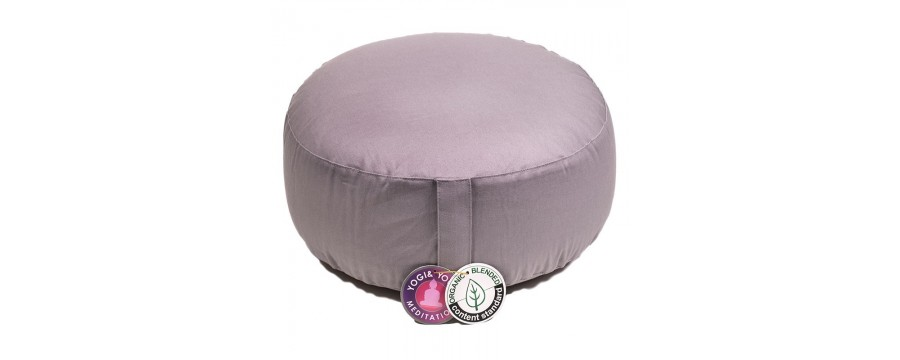 Organic meditation cushions