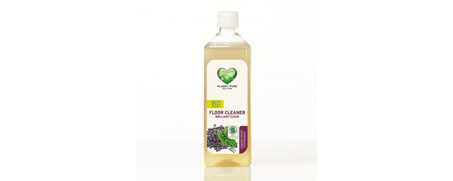 Planet Pure cleaning products