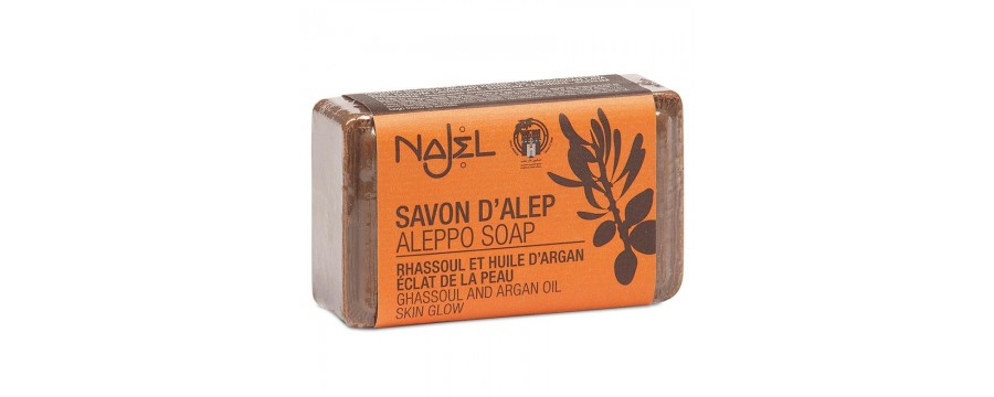 Najel Aleppo - natural care products