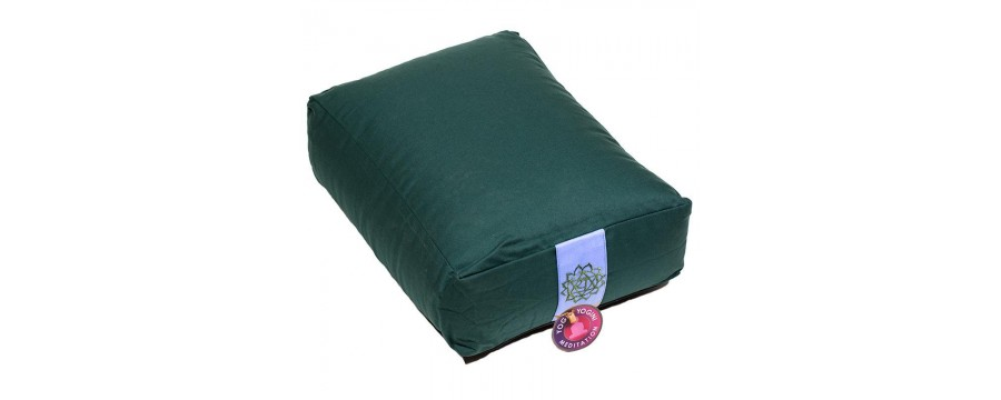 Meditation cushions rectangular