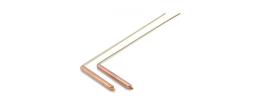 Dowsing Rods - Bio-tensor