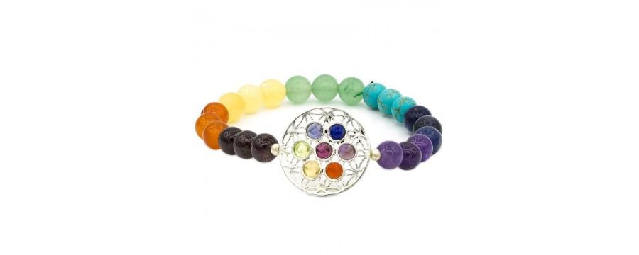 Jewelries Chakra design