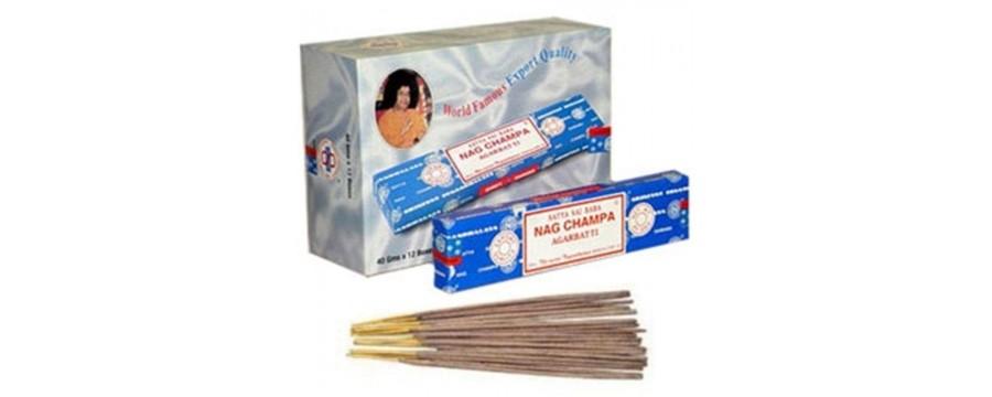 Incense Satya Sai Baba & Nag Champa