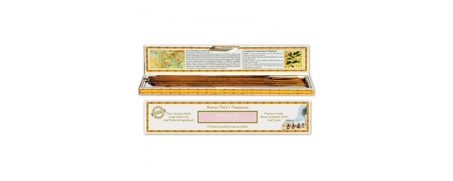 Marco Polo's Treasures incense