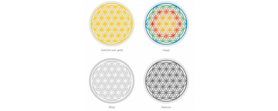 Promo Flower of Life Nature's Design Products