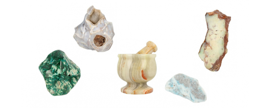 Others polished - Gemstones and Minerals
