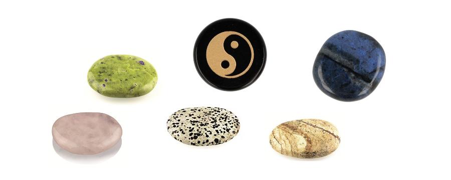 Healing pocket stones - Gemstones and Minerals