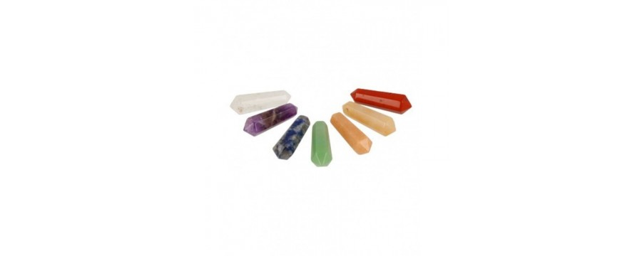 Chakra articles - Gemstones and Minerals