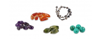 Beads - Gemstones and Minerals