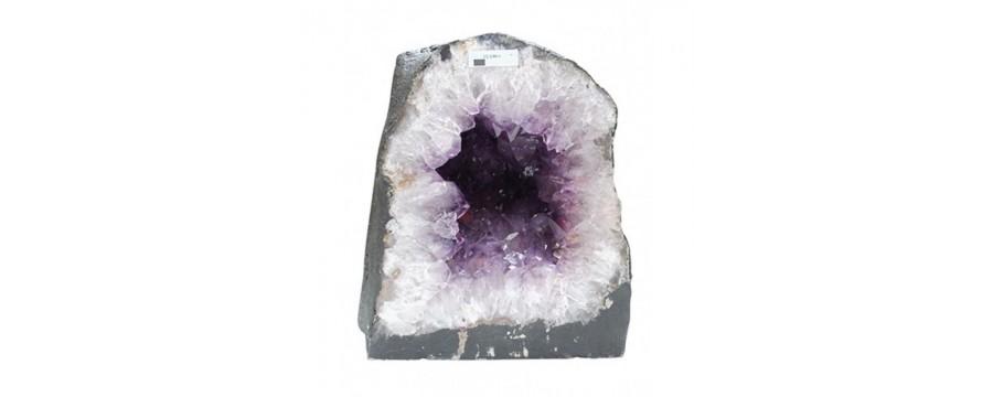 Amethyst Geodes - Gemstones and Minerals