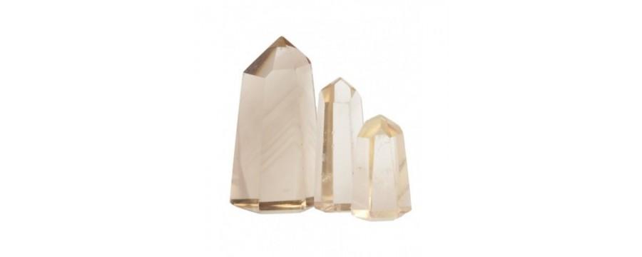 Obelisks and gem points - Gemstones and Minerals