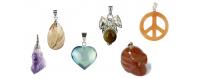 Gemstone pendants - Gemstones and Minerals