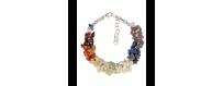 Chakra jewelry - Gemstones and Minerals