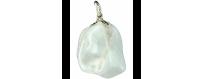 Gemstone pendants K - Q