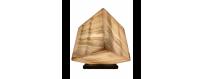 Aragoniet lampen by De Bok