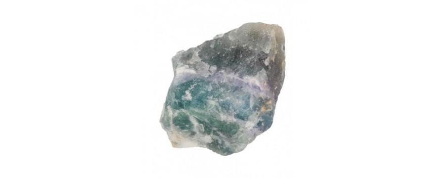 Raw gemstones and minerals C-J